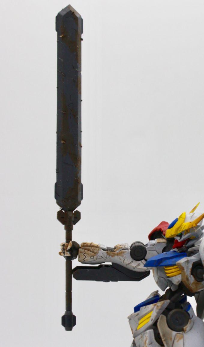 ガンダムバルバトスルプスの画像です