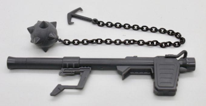 ガンダムの武器の画像です