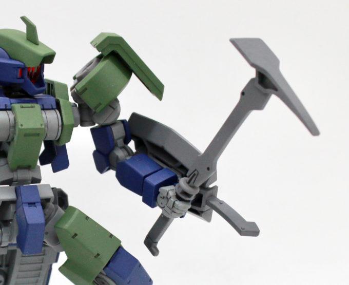 ゲイレールのオプションセットの武器の画像です