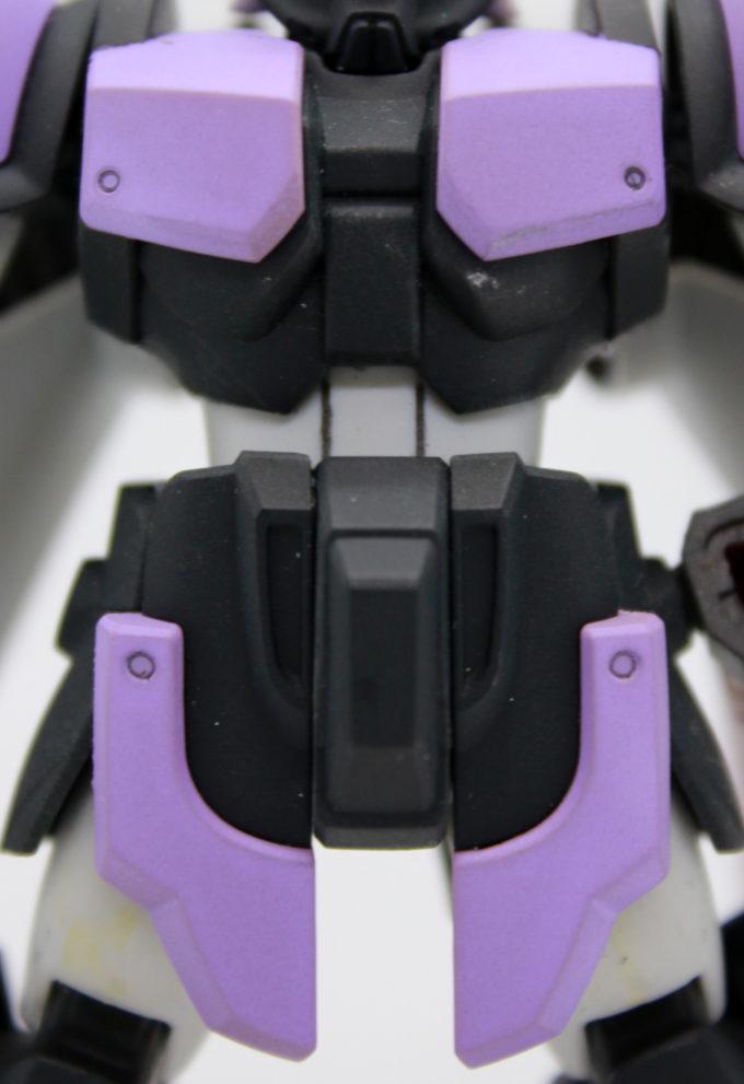 ジンハイマニューバ2型の胸部装甲の画像です