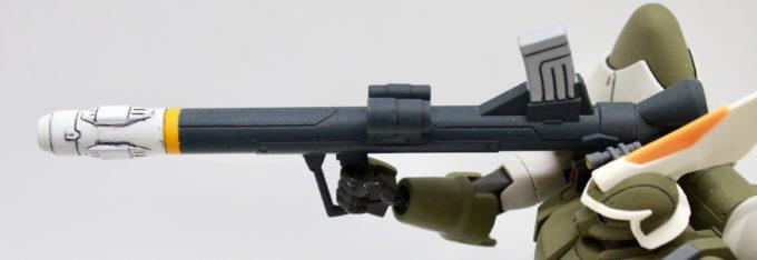 ジンタイプインサージェントのM68キャットゥス500ミリ無反動砲の画像です