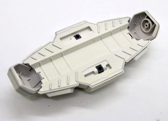 GP02サイサリスのラジエーターシールドの画像です