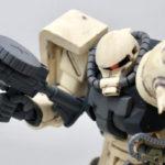 【ガンプラ】HGUC ザクII F2型 連邦軍仕様 レビュー