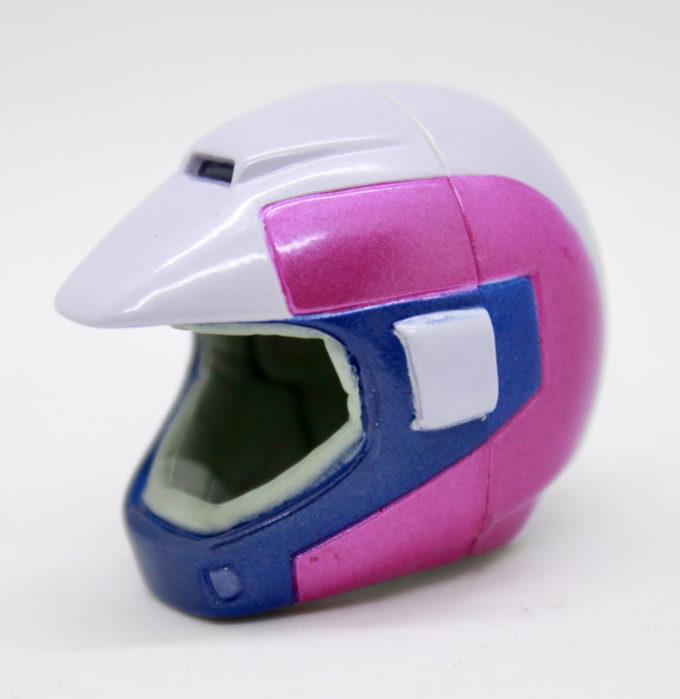 マリーダ・クルスのヘルメットの画像です