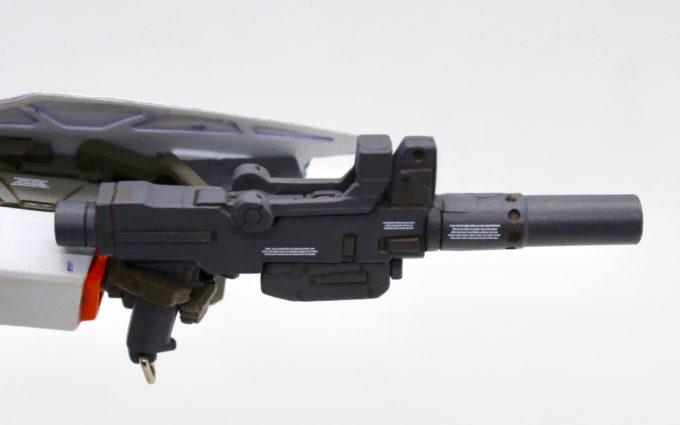 ガンダム6号機マドロックの武器の画像です