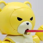 【ガンプラ】HGBF ベアッガイ III(ベアッガイさん)レビュー