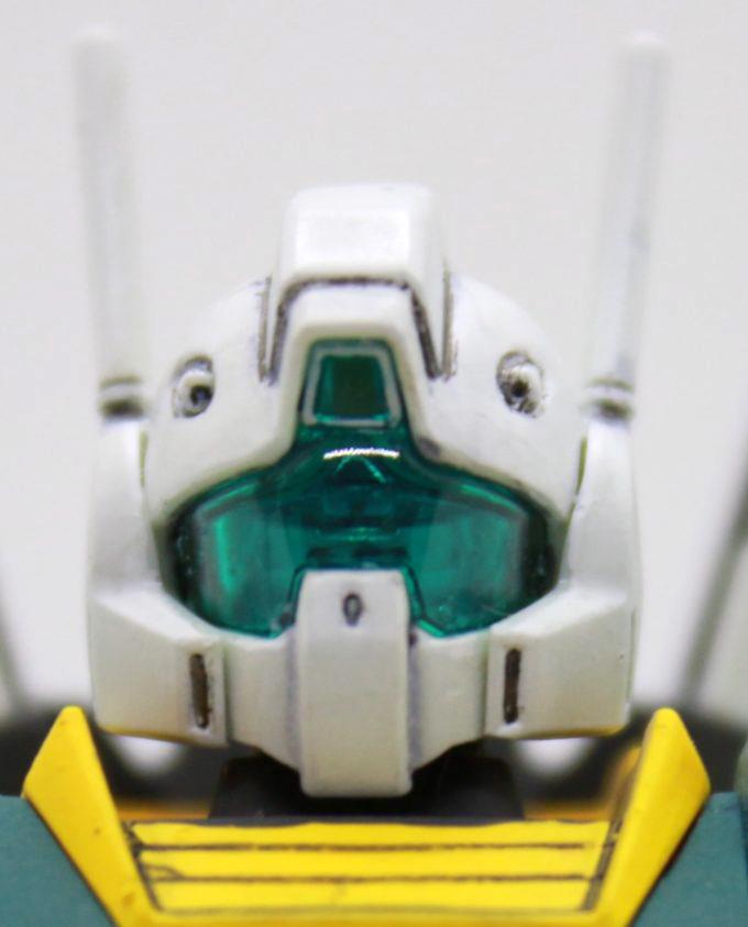ビーム・ジャベリンを装備したジム3の画像です