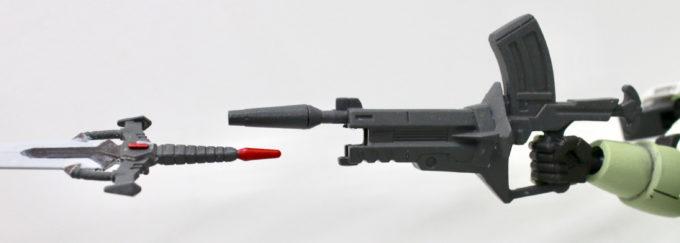 JDP2-MMX22 試製27mm機甲突撃銃の画像です