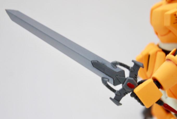 重斬刀の画像です