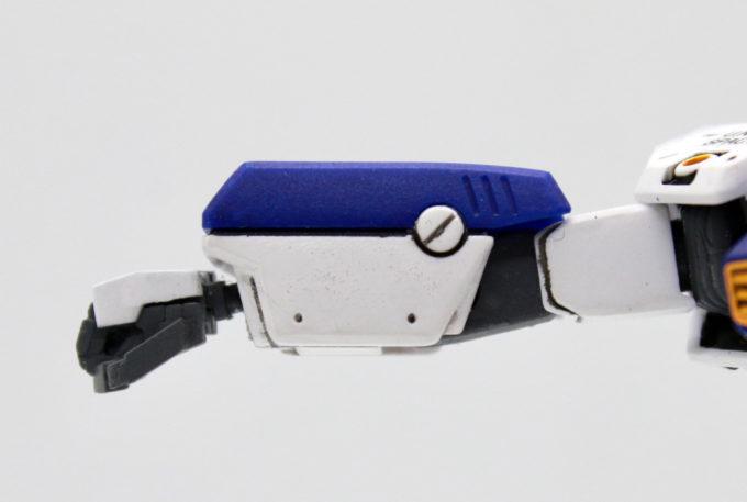 ガンダムNT-1(アレックス)の腕の画像です