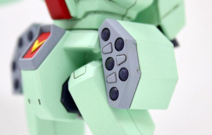 ジェガンBタイプ(F91Ver.)の腰横部の画像です