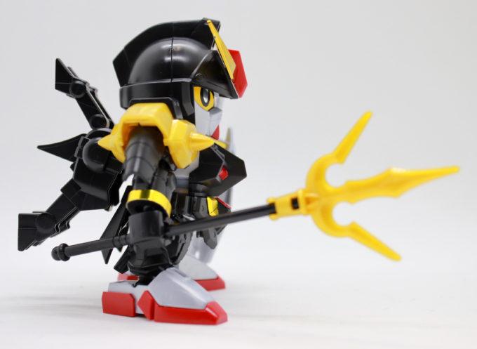 武者頑駄無真悪参(武者ガンダムマーク3)の画像です