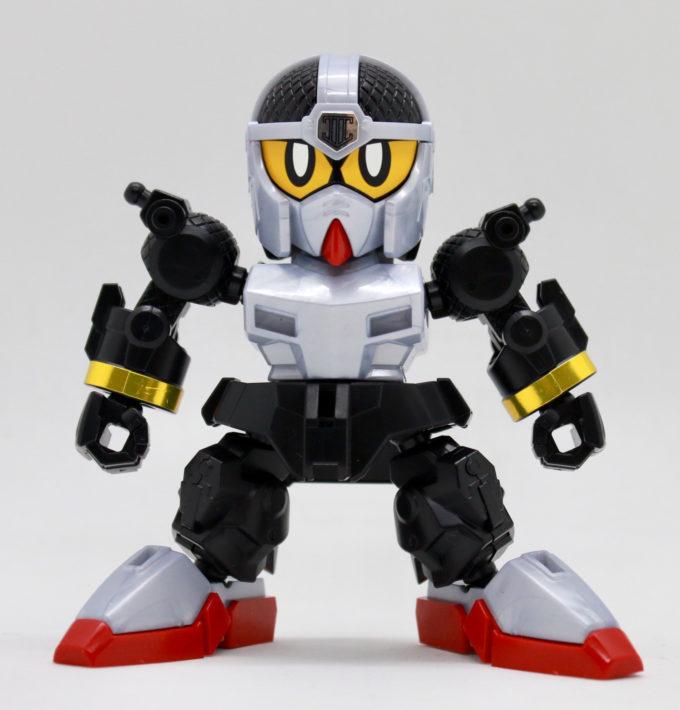 武者頑駄無真悪参(武者ガンダムマーク3)の軽装タイプの画像です