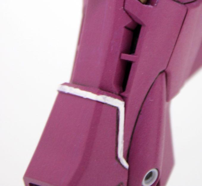ローゼン・ズールの脚の画像です