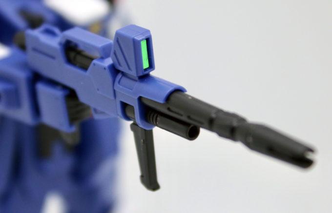HGUCブルーディスティニー2号機EXAMのビーム・ライフルの画像です