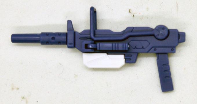 HGUCブルーディスティニー2号機EXAMの100mmマシンガンの画像です
