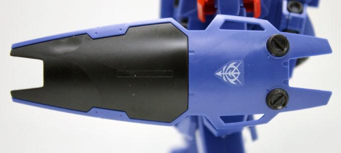 HGUCブルーディスティニー2号機EXAMのシールド画像です
