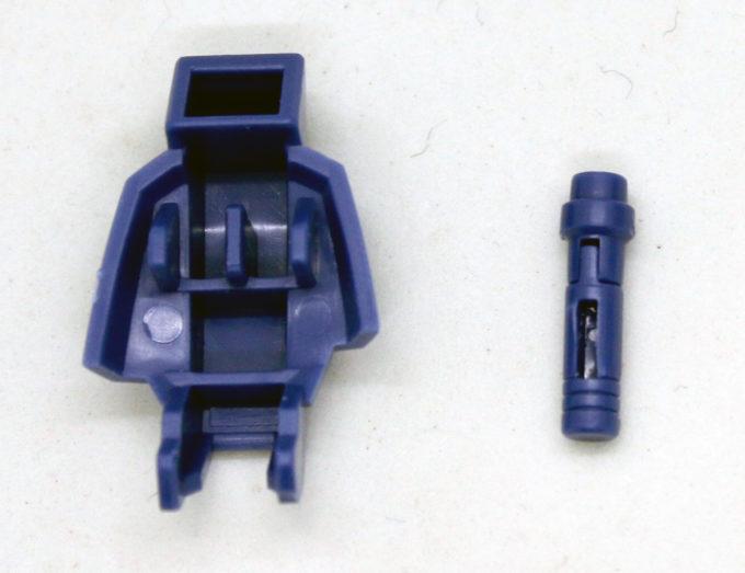 HGUCブルーディスティニー2号機EXAMのビーム・サーベルの画像です