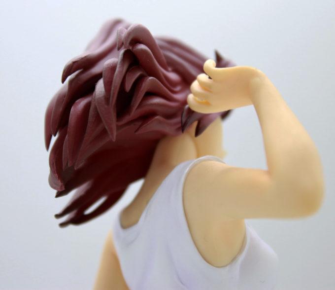 フレイ・アルスターの後ろから見た髪のフィギュア画像です