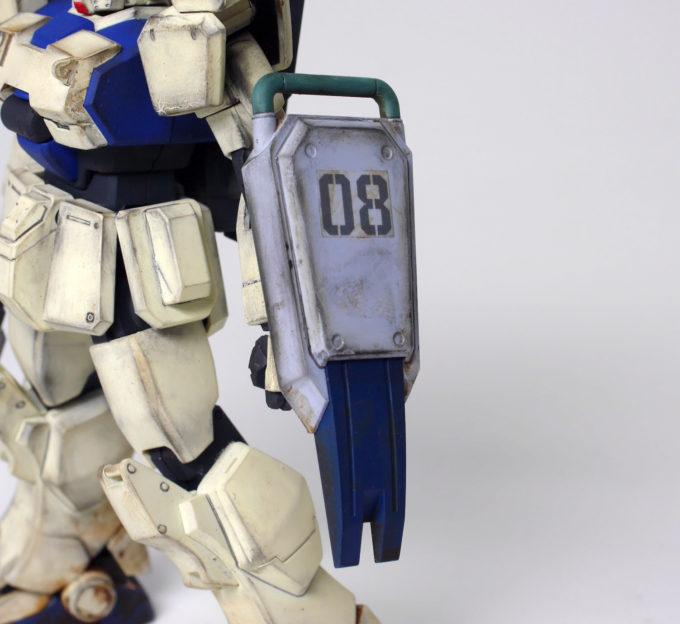 ガンダムEz8のシールドの画像です