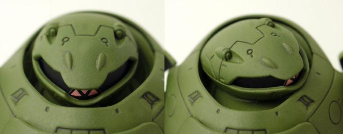 マンロディの頭部可動の画像です