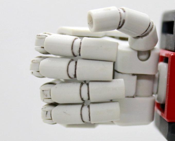 サイコガンダムの手の画像です