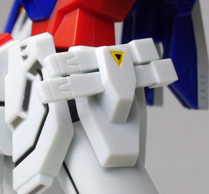 ロボット魂シャイニングガンダムのサイドアーマーの画像です