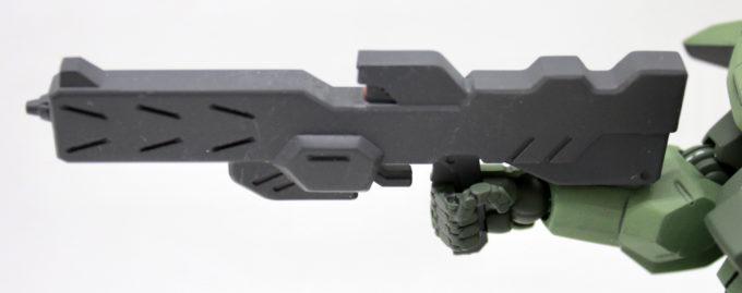 宇宙用ジャハナム(量産型)のビーム・ライフルの画像です