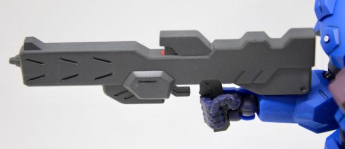 宇宙用ジャハナム(クリム・ニック専用機)のビームライフルの画像です
