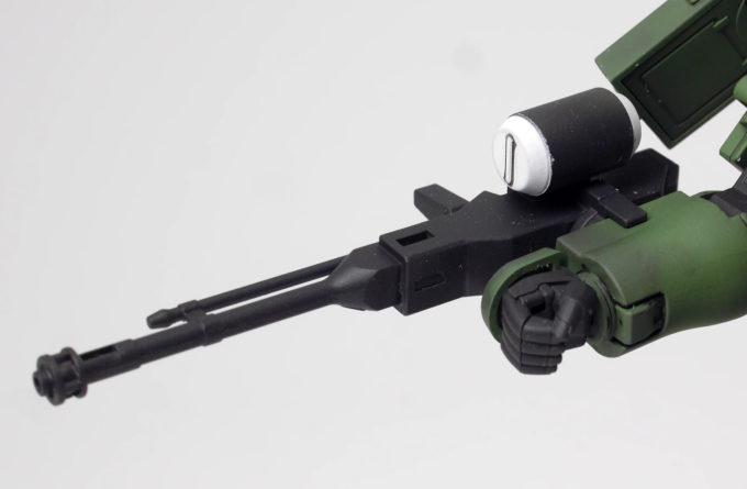 200mm×25口径長滑腔砲の画像です