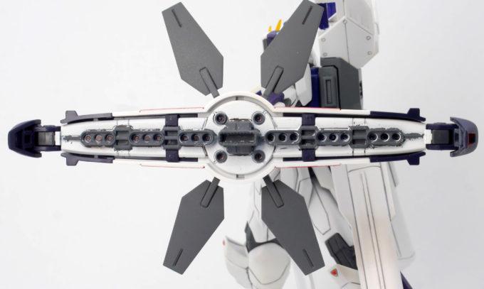 ガンダムXディバイダーのハモニカ砲の画像です