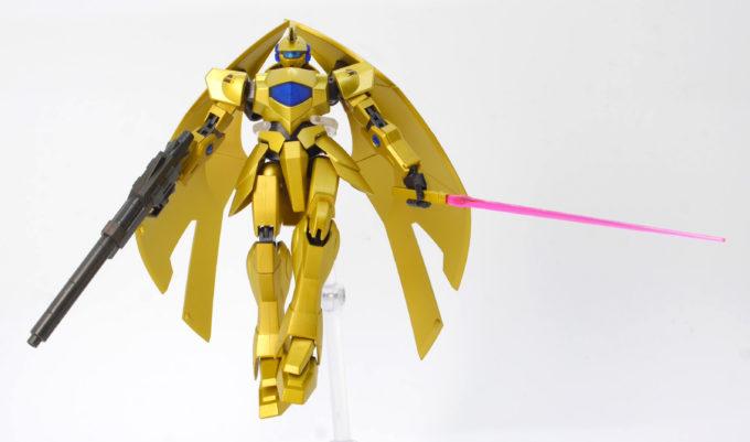 ROBOT魂アルヴァアロンのGNビーム・ライフルのGNビーム・サーベルの画像です