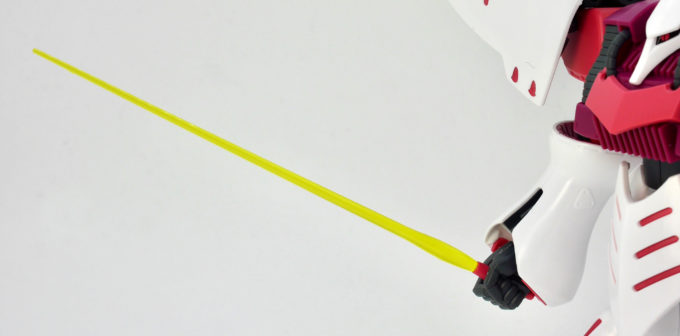 HGUCキュベレイ(REVIVE版)のビーム・サーベルの画像です
