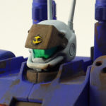 【ガンプラ改造】HGUC 量産型ガンキャノン(ネメシス隊仕様)レビュー