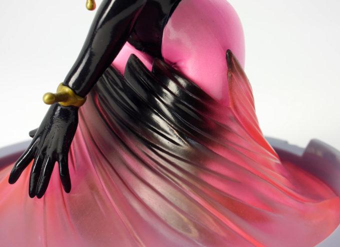 レイン・ミカムラのエフェクト部分のシチュエーションフィギュア画像です