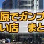 【2019年版】秋葉原でガンプラが安いオススメ店 まとめ【マップ】