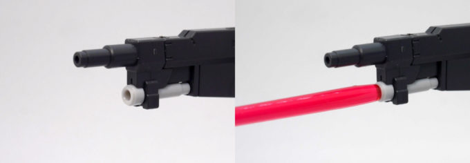 HGアドヴァンスドジンクスの銃剣の画像です