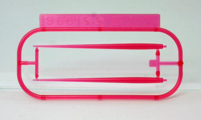 HGBDジムIIIビームマスターのビームサーベル(SB6)の画像です