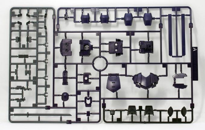 HGUCイフリート・ナハトのランナー画像です