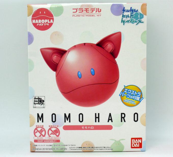 モモハロのボックスアート画像です