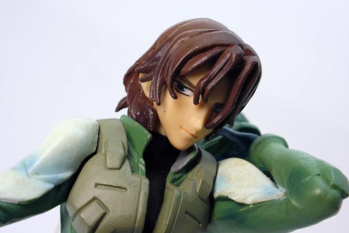 機動戦士ガンダム00のPORTRAITSのロックオン・ストラトスのフィギュアの画像です