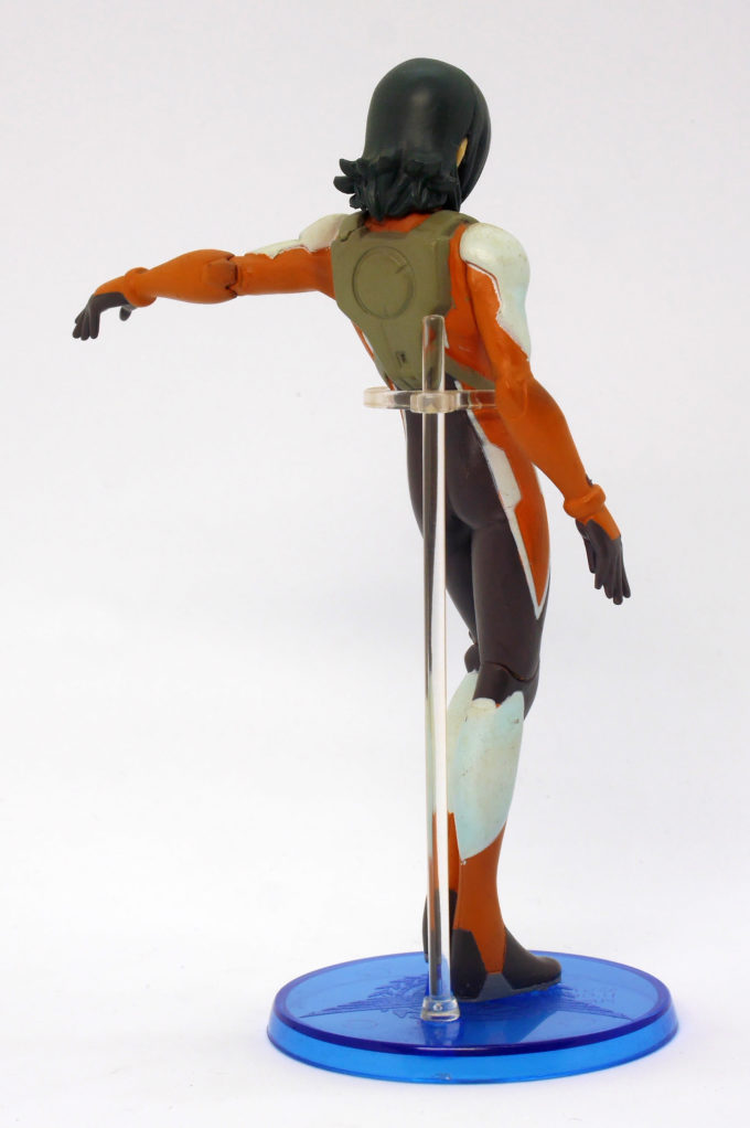 機動戦士ガンダム00のPORTRAITSのアレルヤ・ハプティズムのフィギュアの画像です