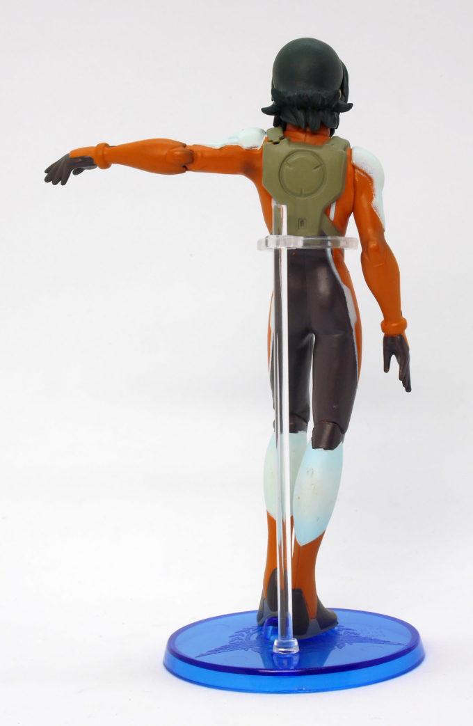 機動戦士ガンダム00のPORTRAITSのハレルヤ・ハプティズムのフィギュアの画像です