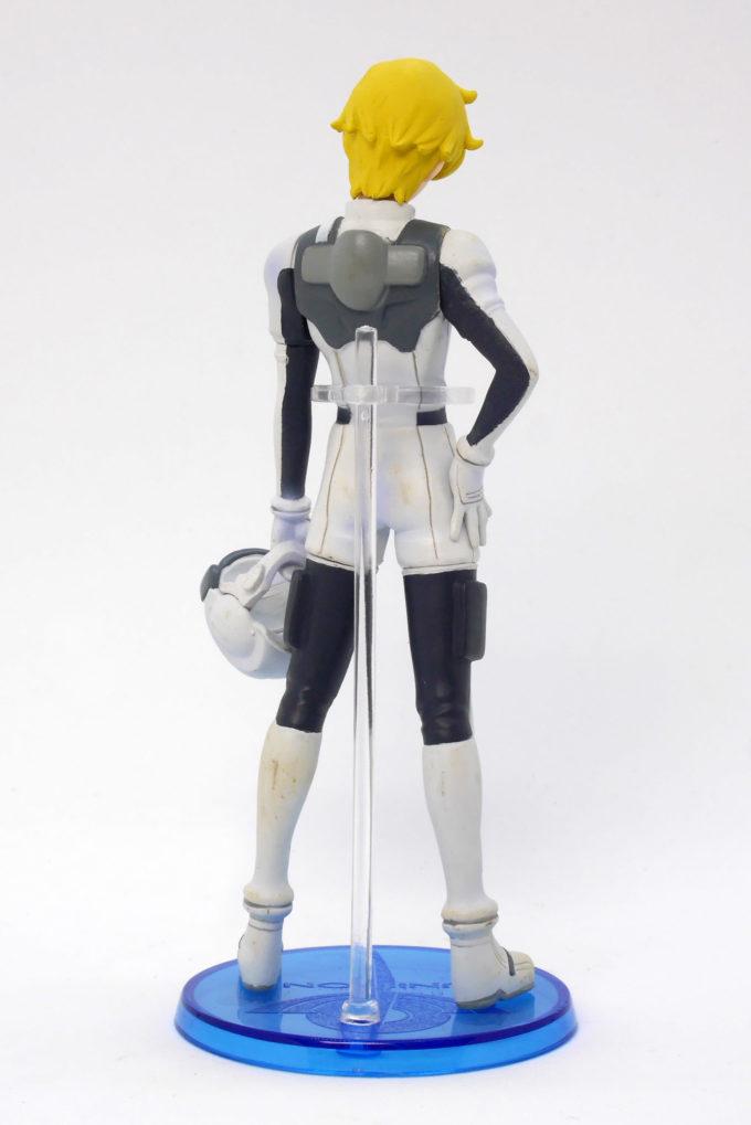 機動戦士ガンダム00のPORTRAITSのグラハム・エーカーのフィギュアの画像です