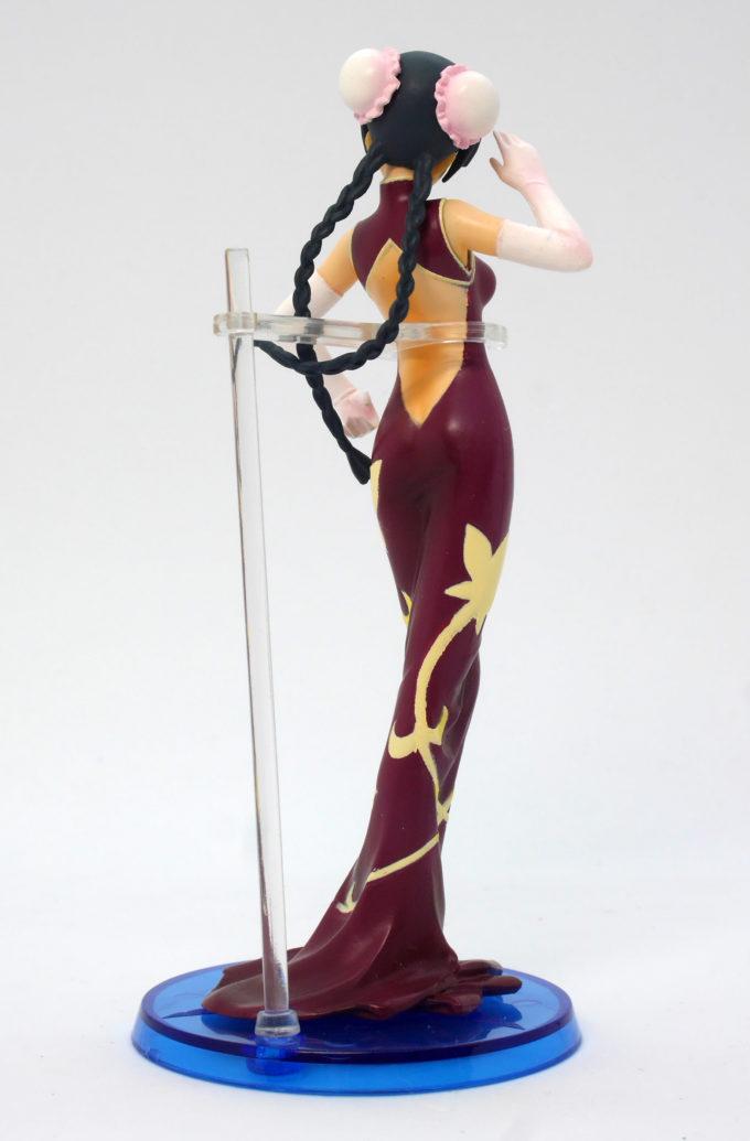 機動戦士ガンダム00のPORTRAITSの王留美のフィギュアの画像です