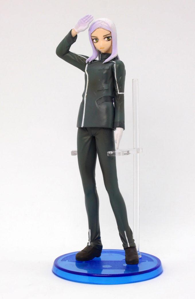 機動戦士ガンダム00のPORTRAITSのソーマ・ピーリスのフィギュアの画像です