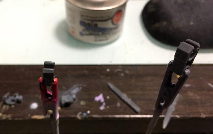 リグ・シャッコーマガツの改造ガンプラ画像です