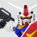 【クロスシルエット】RX-78-2 ガンダム & クロスシルエットフレーム セット レビュー