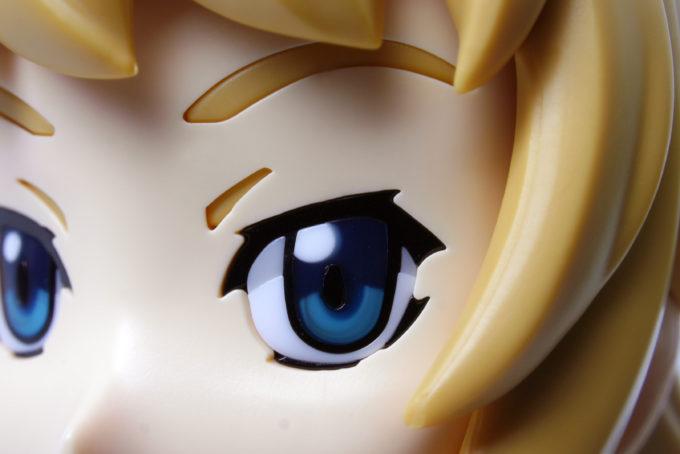 フィギュアライズバストのホシノ・フミナのガンプラレビュー画像です