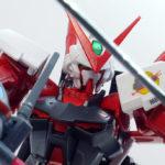 【ガンプラ】HG ガンダムアストレイレッドフレーム(フライトユニット装備)レビュー